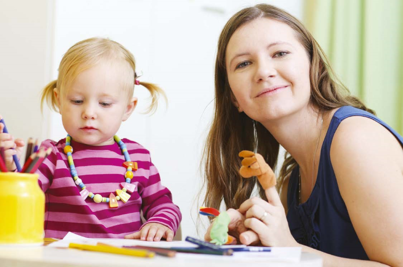 Begin your journey to become an Early Childhood Educator