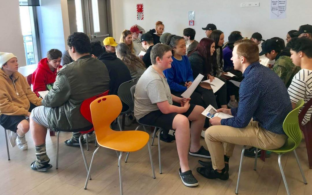 Term 3 Begins – Speed Dating Time