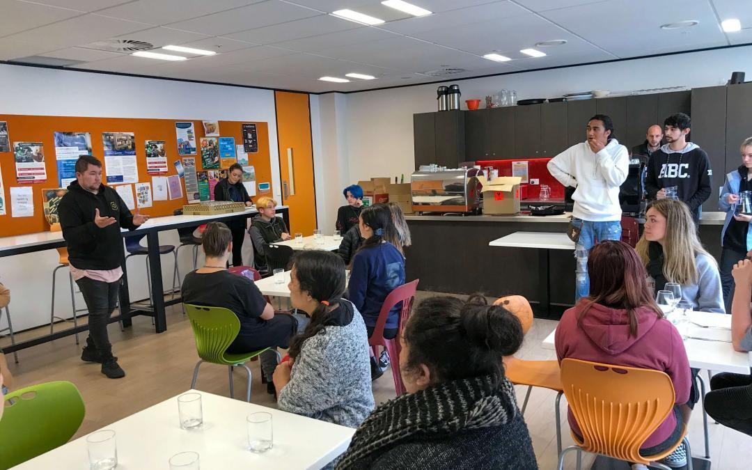 Hospitality & Workplace Skills Training